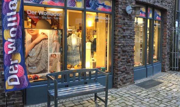 Der Wollladen in Stralsund - Handarbeitsgeschäft